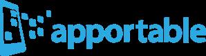 Apportable logo